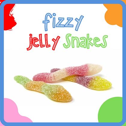 Fizzy Jelly Worms