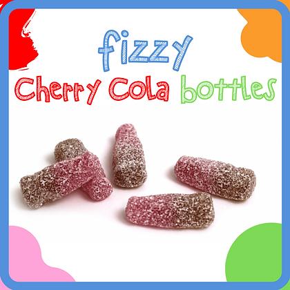 Fizzy Cherry Cola Bottles