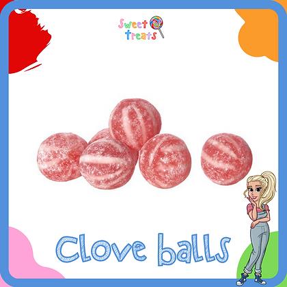 Clove Balls