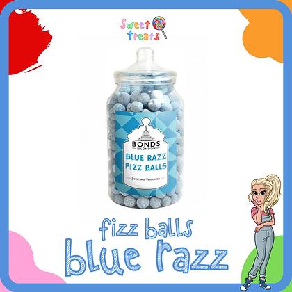 Blue Raspberry Fizzballs