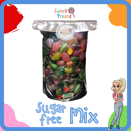 The Ultimate Sugar Free Mix
