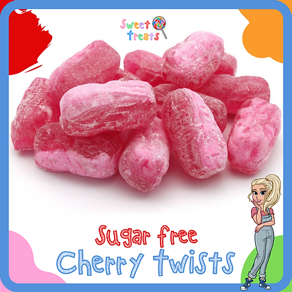 Sugar Free Cherry Twists
