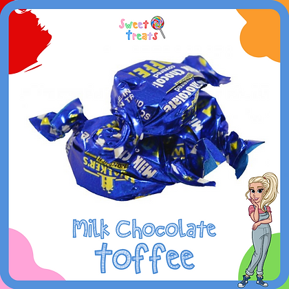 Milk Chocolate Covered Toffee