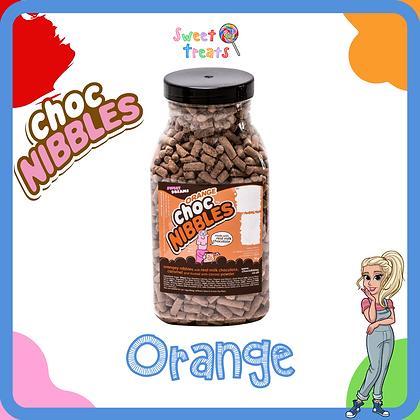 Orange Choc Nibbles