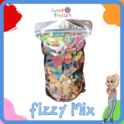 The Ultimate Fizzy Mix