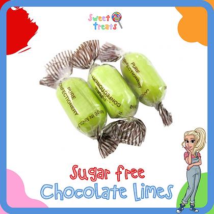 Sugar Free Chocolate Limes