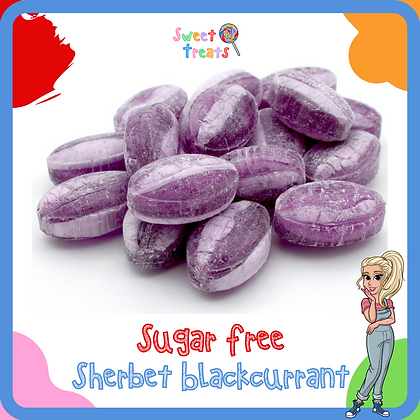 Sugar Free Sherbet Blackcurrant