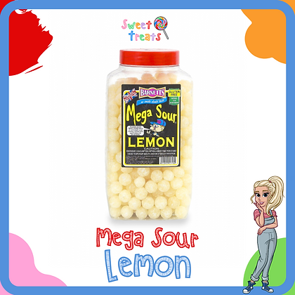 Mega Sour Lemon