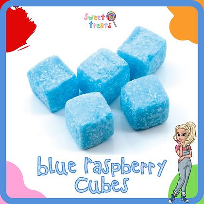 Blue Raspberry Cubes