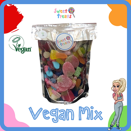 The Ultimate Vegan Mix Pouch