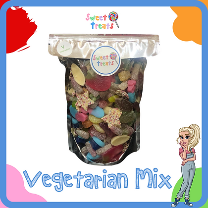 The Ultimate Vegetarian Mix Pouch