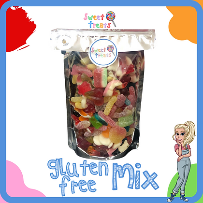 The Ultimate Gluten Free Mix Pouch