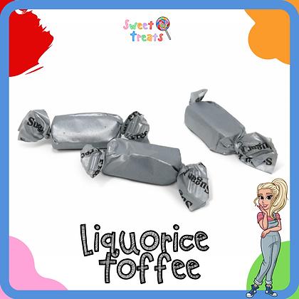 Sugar Free Liquorice Toffee