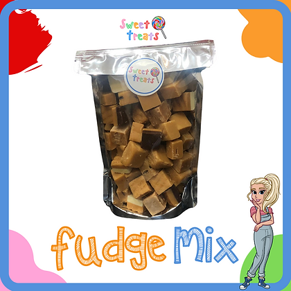 The Ultimate Fudge Mix Pouch