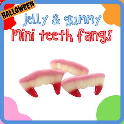 Mini Teeth Fangs