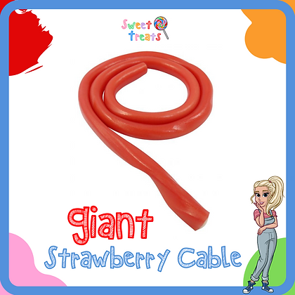 Giant Strawberry Cable