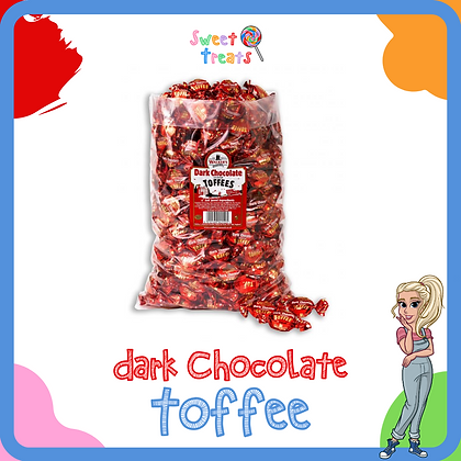 Dark Chocolate Toffees