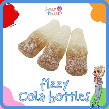 Fizzy Cola Bottles