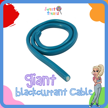 Giant Blackcurrant Cable