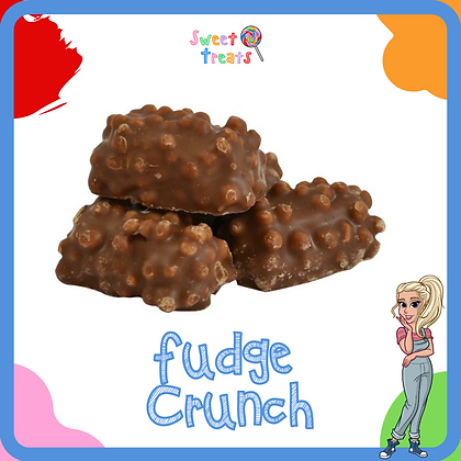 Fudge Crunch
