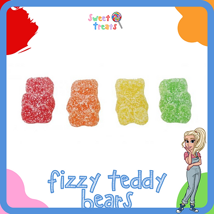 Fizzy Teddy Bears