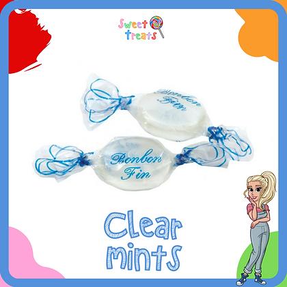 Clear Mints