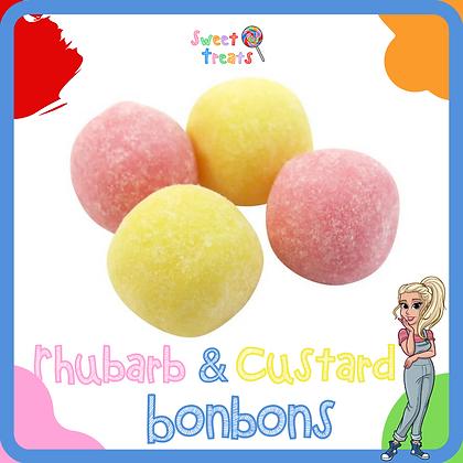 Rhubarb & Custard Bonbons
