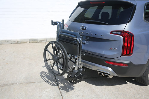 Steady Wheelchair Carrier