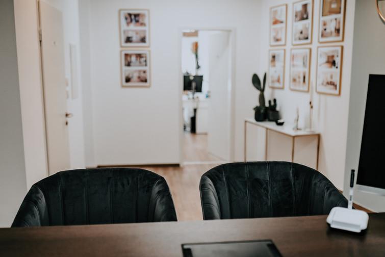 Fine Houses - Büroräumlichkeiten.