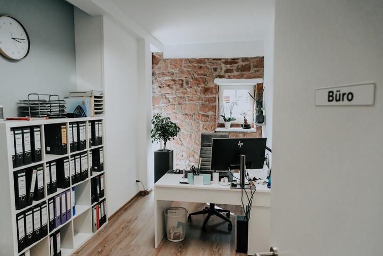 Fine Houses - Büro.