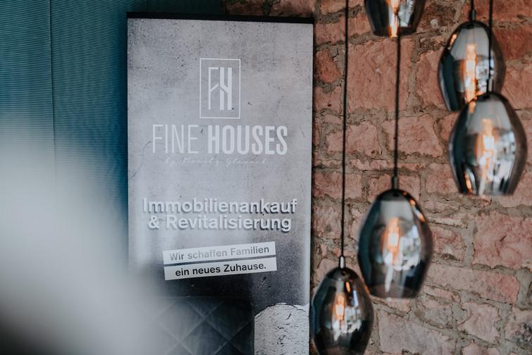 Fine Houses - Immobilienankauf & Revitalisierung.