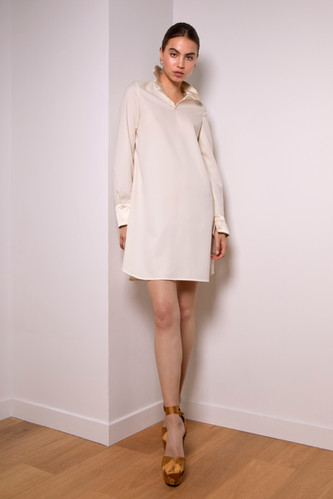 Cotton and silk dress                     250.00 €    Product number: MA01D