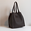 Thumbnail: Smooth Leather Tote Bag Small