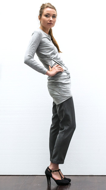 Light jersey dress/top                     240.00 €    Product number: PS02D