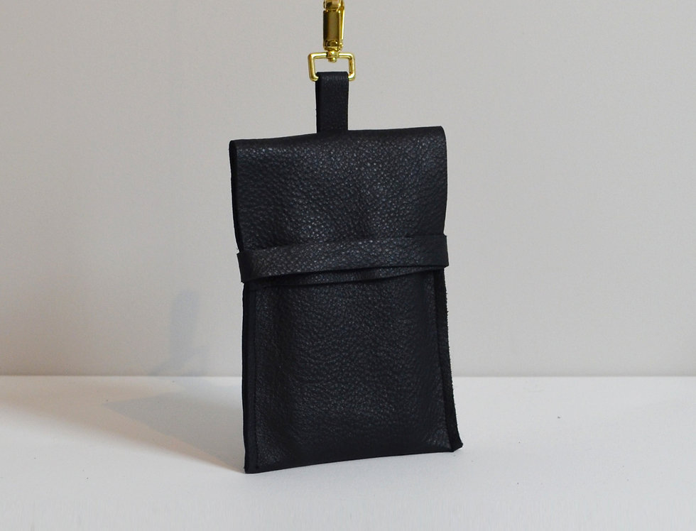 Smooth Leather Phone Bag