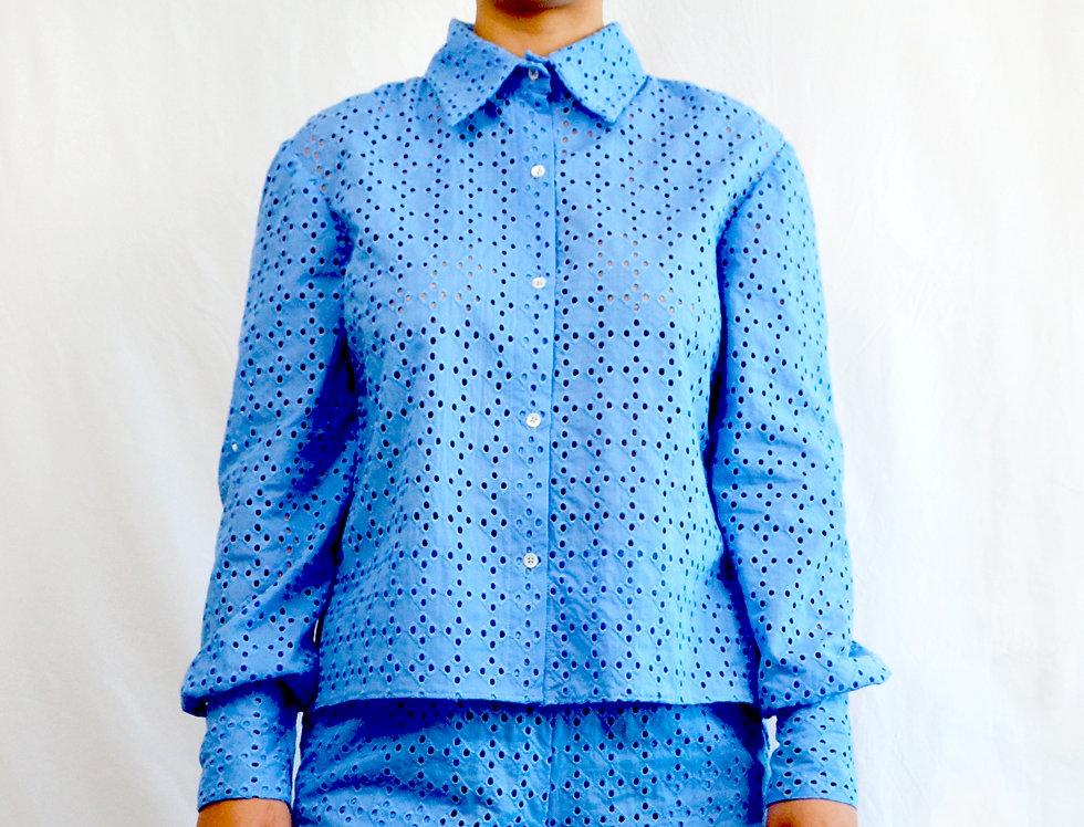 English Lace Shirt