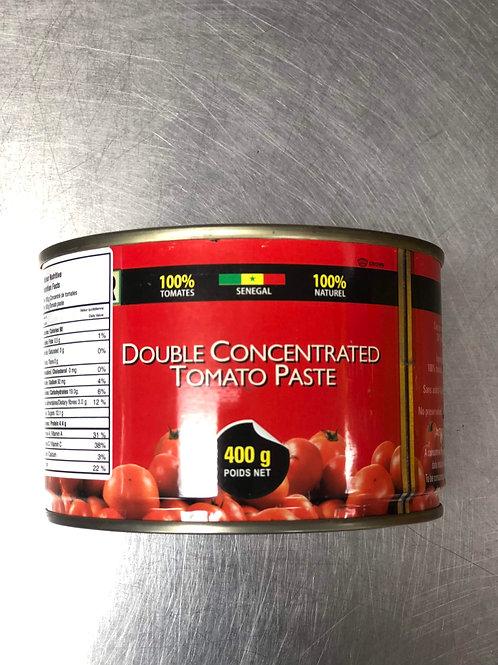 Double Concentré De Tomate 400g