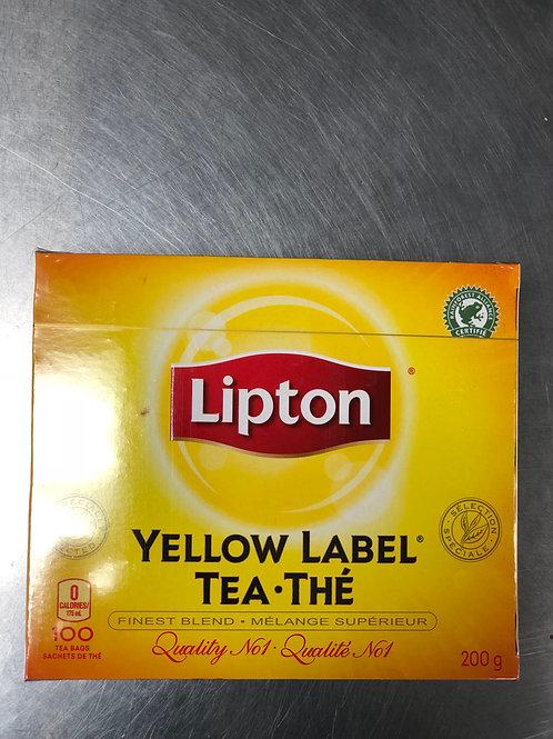 Thé Lipton