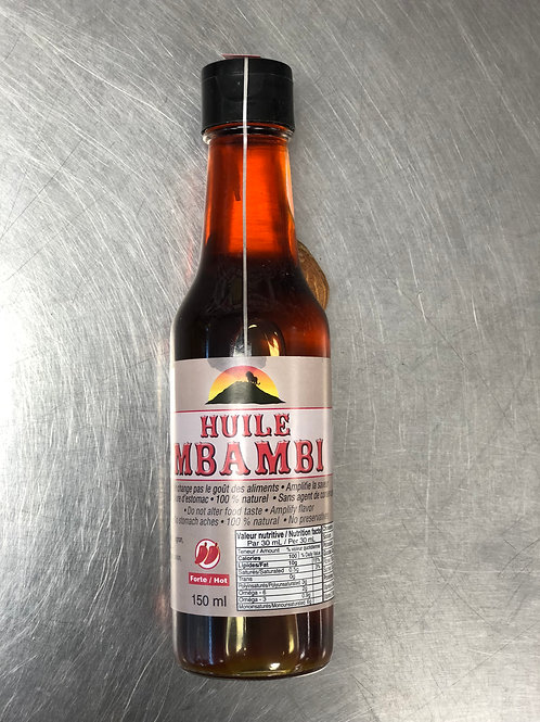 Huile Mbambi Extra-forte 150ml