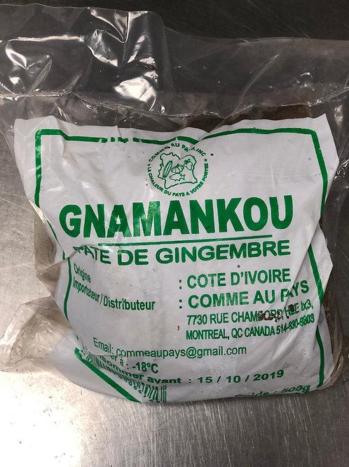 Gnamankou Pâte De Gingembre