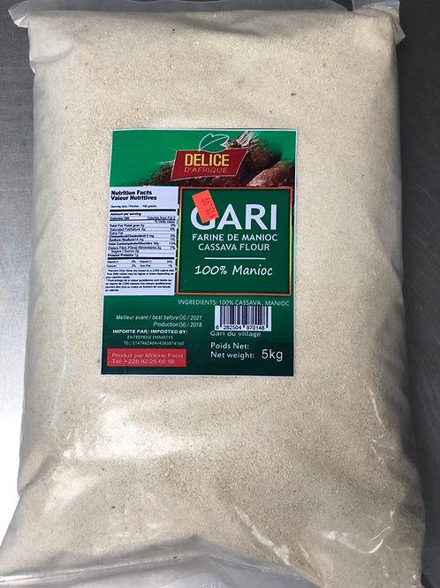 Gari Délice D'Afrique 5kg
