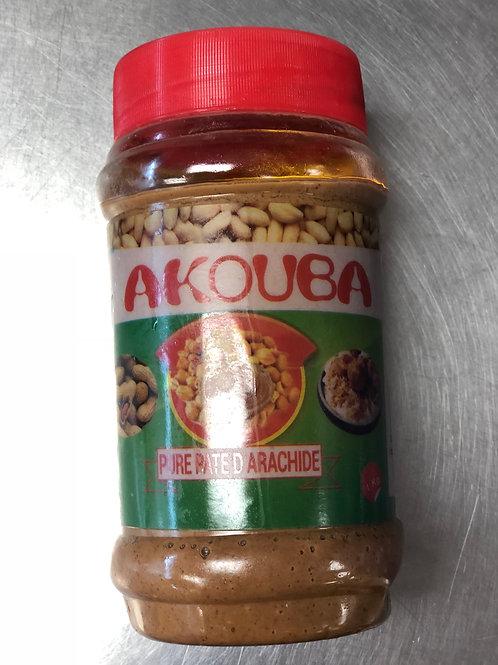 Pâte D'arachide Akouba 1kg