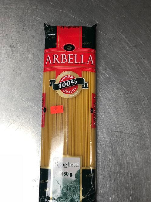 Spaghetti Arbella