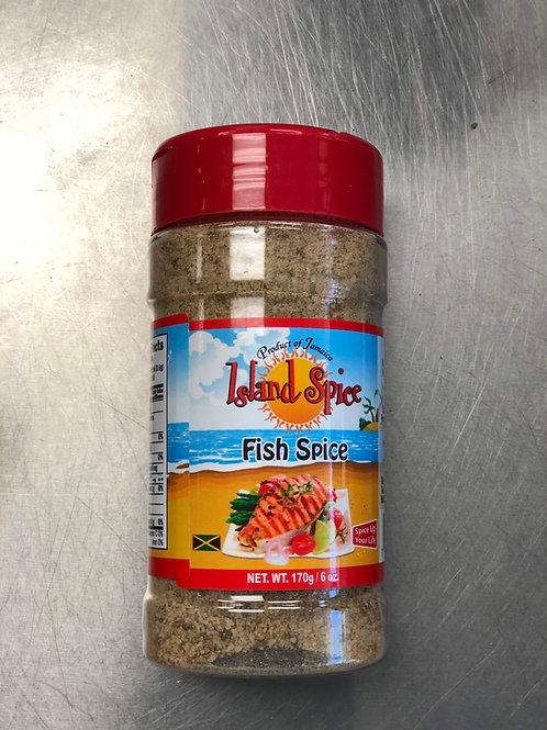 Island Spice Assaisonnement Poisson