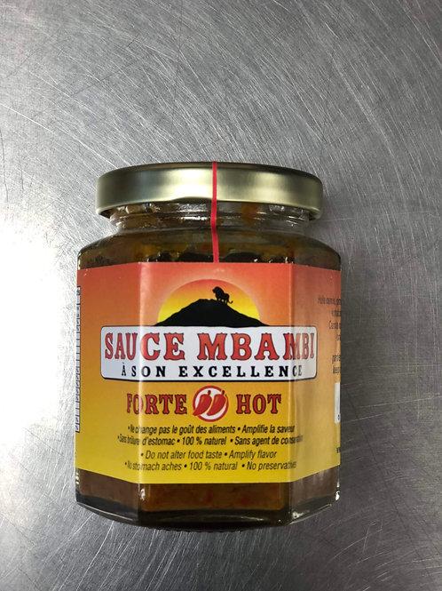 Sauce Mbambi  225ml