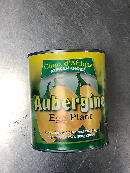 Aubergine 800g