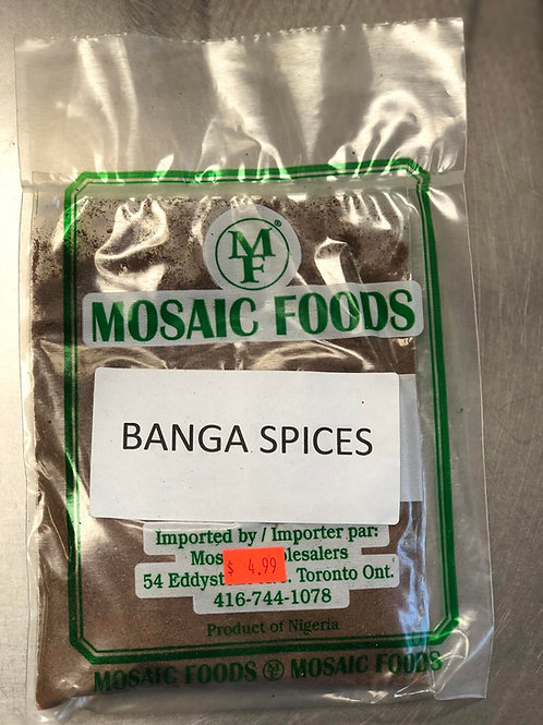 Banga Spices MF