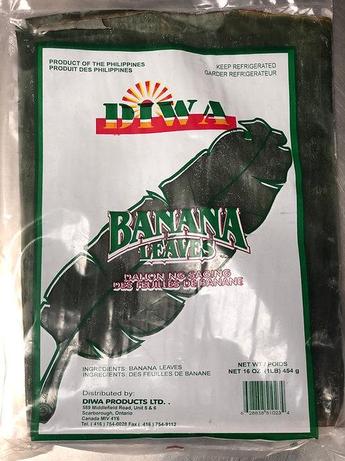 Feuille De Banane Diwa  454g