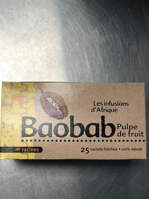Infusion Baobab 25 Sachets