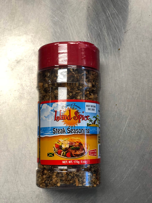 Island Spice Assaisonnement Steak